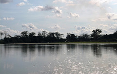 Vroom vroom on San Juan River (Nicaragua)