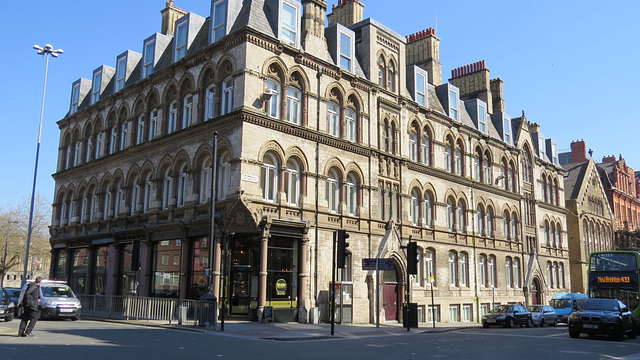 westminster chambers, dale st., liverpool