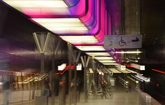 U 4 Station HafenCityUniversity