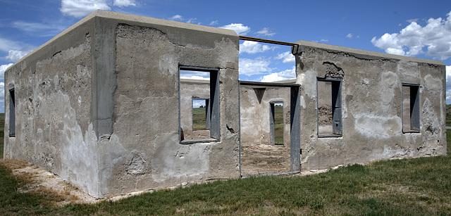 Wood Mill at Fort Laramie