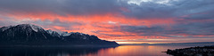 160124 panorama Montreux crepuscule