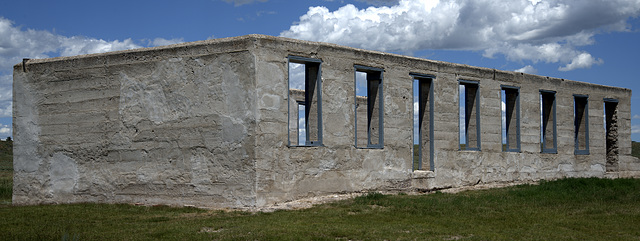 Hospital Ward at Fort Laramie