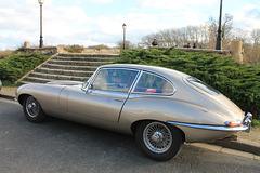 Voiture de collection Jaguar type E série 2 4.2 L de 1970