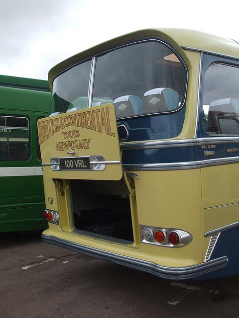DSCF4765 Hawkey's 100 VRL - 'Buses Festival' 21 Aug 2016