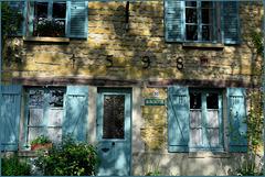 Auvers s/Oise Maison du 16eme siècle