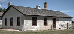 Commisary at Fort Laramie