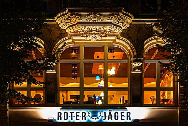 Berlin. Restaurant Roter Jäger.201210