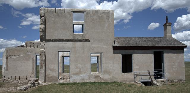 Hosptial at Fort Laramie