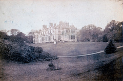 St Fort, Fife, Scotland (Demolished) from a c1880 photograph