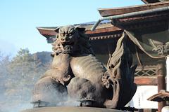 Japan, Zenkō-ji Temple, The Dragon