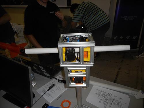 AZ-EL rotator