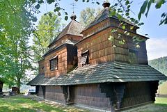 St. Michael Archangel's Church, Smolnik Poland