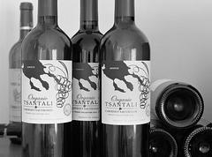 A gathering of bottles