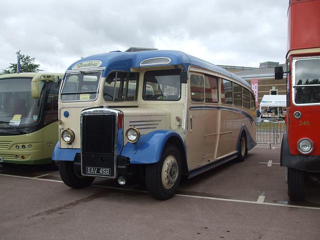 DSCF4718 EAV 458 - 'Buses Festival' 21 Aug 2016