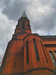 Friedenskirche Hamburg Altona (Otzenstrasse)