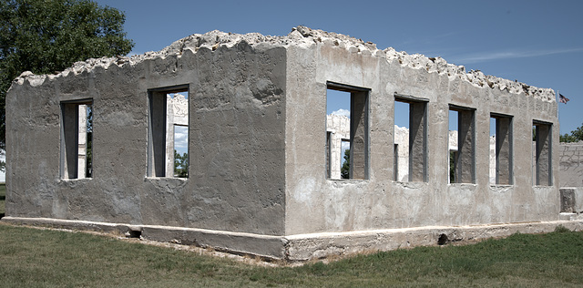First Public School in Wyoming