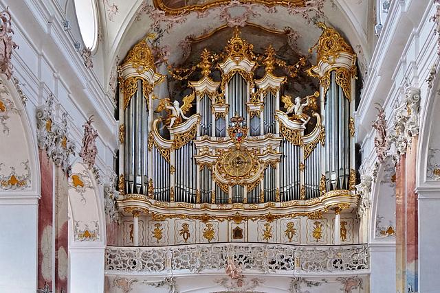 Die Königin der Instrumente - The queen of instruments