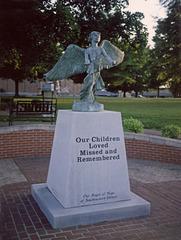Statue For Lost Children