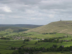 Stoodley Pike and Lumbutts