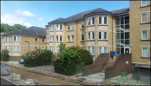 Norfolk Street flats