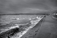 Stormy Firth of Clyde