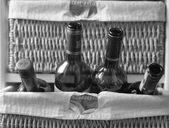 Bottles in a Basket