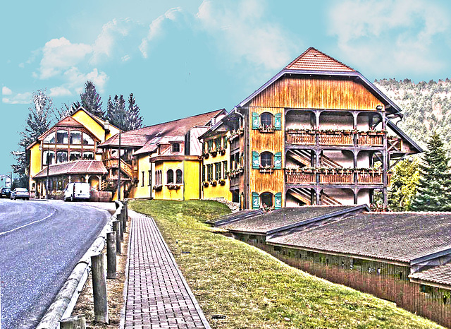 Hôtel Alsacien