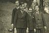 Konfirmandenfoto vom 18.8.1935 aus Steinbergen