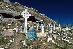 Cementerio de los Andinistas