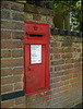 Victorian wall box
