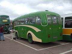 DSCF4714  Guernsey Railway JNP 590C (16216) - 'Buses Festival' 21 Aug 2016