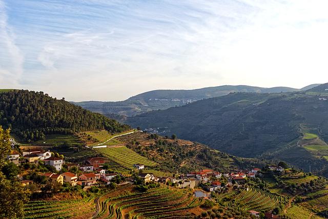 Vale de Mendiz, Alijó, Portugal