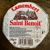 Camembert Saint Benoit