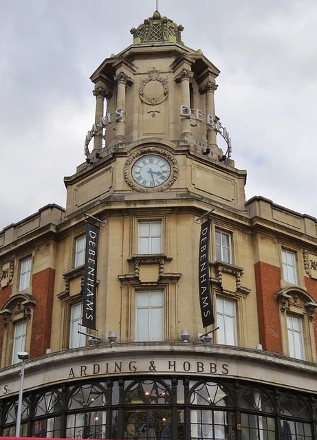 arding and hobbs, clapham junction, battersea, london