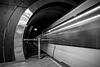 Metrostation Rotterdam Blijdorp