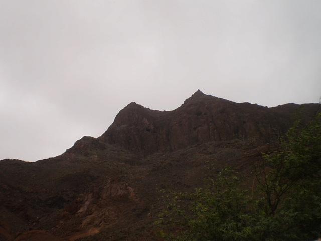 Mount Verde (774 metres high).