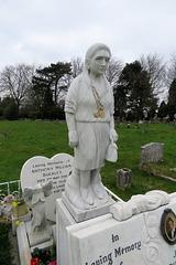 chelmsford cemetery, essex
