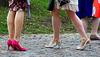 ... das Schuhwerk sollte dem zu begehenden Untergrund angepasst werden ... (© Buelipix)