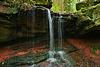 Der Trettstein Wasserfall - Trettstein Waterfall