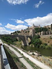 Puente de Alcantara and Alcazar