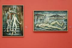 """""""Les aveugles"""" (Jean Martin - 1937) et """"L'inondation"""" (1932)"""