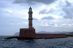 GR - Chania - Lighthouse