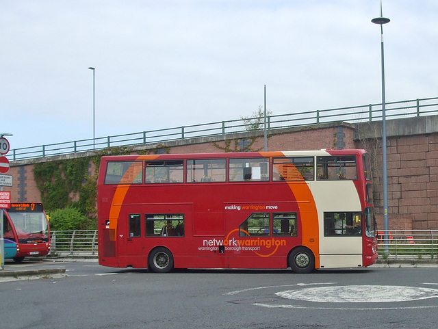DSCF8078 Network Warrington double decker - 17 Jun 2017