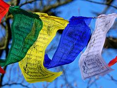 colorful prayers
