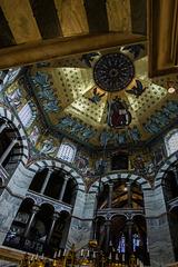 im Dom von Aachen (mit Fotobewilligung!) (© Buelipix)