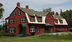 Franklin Roosevelt's Summer Home