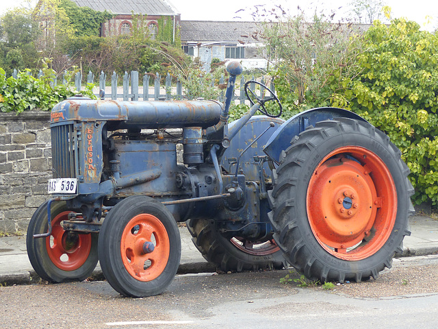 Fordson Tractor - 29 April 2015