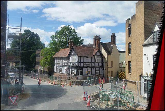 Castle Tavern still standing