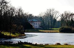 Winter im Park - Winter in the park
