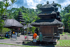 The temple Pura Batukaru